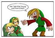CD I Link is better than by NinaUsagi