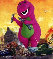 Evil Barney