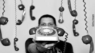 Telephones-Dangling