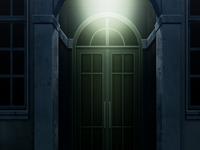 Tortoise Dormitory Front Door