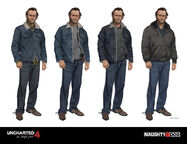 Sam Drake concepts designs -2