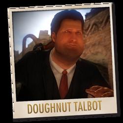 Talbot doughnut
