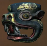 Cham Lion Mask