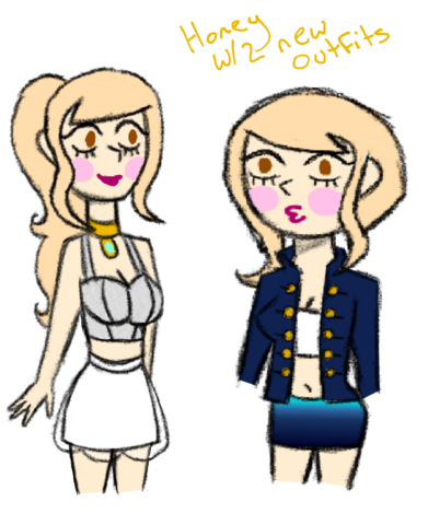 File:Honey's 2 New Outfits.png