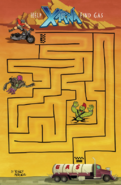 Xarna Maze