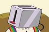 Toaster Head