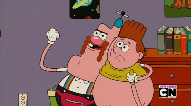 File:Uncle Grandpa, Belly Bag, and Belly Brother 15.png
