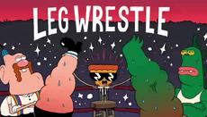 Leg Wrestler Title Card