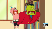 Uncle Grandpa, Belly Bag, and Frankenstein in Dog Day 01