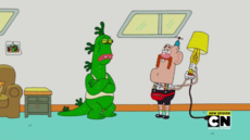 Uncle Grandpa and Mr. Gus in TSoC
