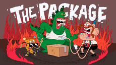 The Package Title Card