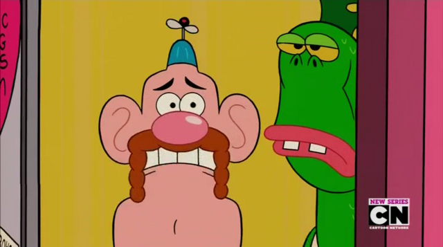 File:Uncle Grandpa and Mr. Gus in Tiger Trails 1.png