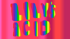 Uncle Grandpa's Adult Party Cartoon Lily's Acid Title Card