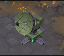 Buildings/Radar