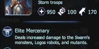 Master of Meditation (Mercenary: Storm Troop)