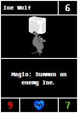 Ice Wolf (Beta 8.1)