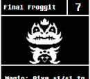 Final Froggit