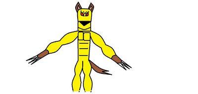 Refinnej werewolf-partial transformation