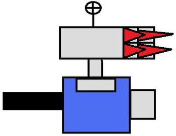UnderFist Lair Robot(Needle Launcher)