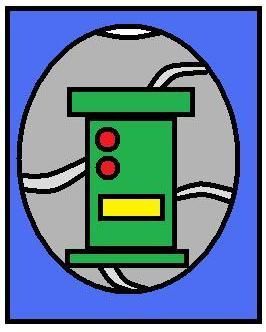 UnderFist Robot(Self Destruction Mechanism)