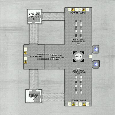 Maintenance MGPS-map