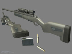 SniperRifle render