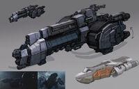 Ship concept new
