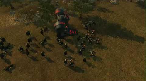 Under Siege game Trailer PS3 (HD)