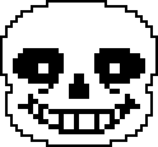 File:Sans s face high resolution render by axis strike-d9udxh2.png