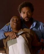 Phil Holding Carolyn Hostage
