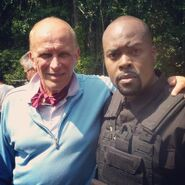 Peter Weller & Mike Whaley