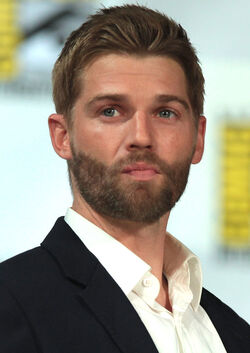 Mike Vogel SDCC 2014