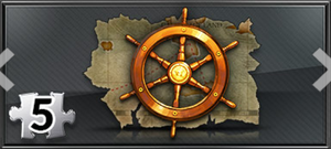 Item pirate wheel