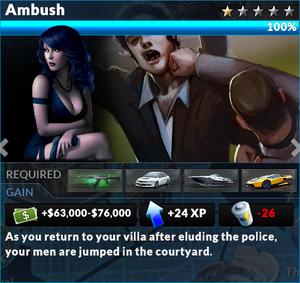 Job ambush