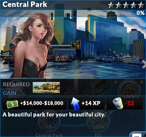 Job central park