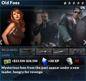 Job old foes