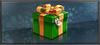 Item green present
