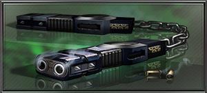 Item nunchuck guns