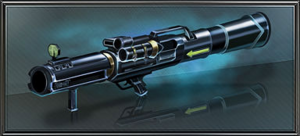 Item m4cg launcher