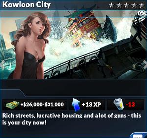 Job kowloon city