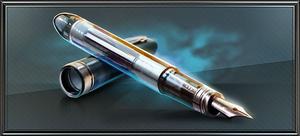 Item paralyzing pen
