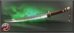 Item associates sword of syndicate