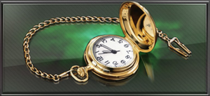Item gold watch