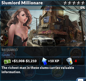 Job slumlord millionare