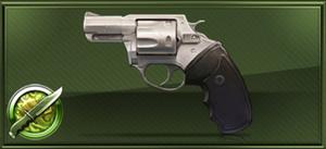 Item stainless revolver