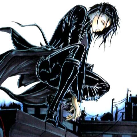 Concept artwork of Selene in <i>Underworld</i>.