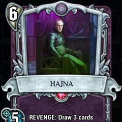 Hajna in the <a href=