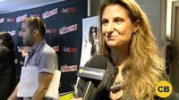 Director of Underworld Blood Wars, Anna Foerster at the New York Comic Con