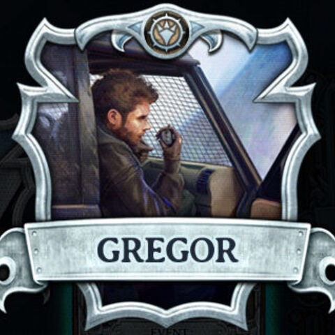 Gregor au niveau 1
