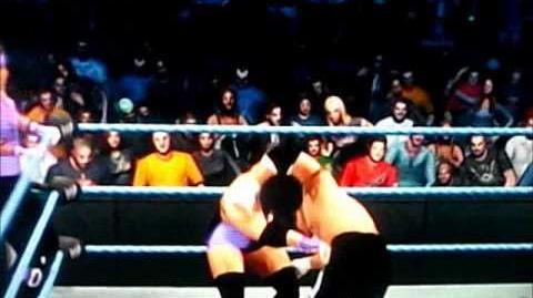 The Bash 2012 Pre-Show Ekara & Shawn Owins vs. John X & Justin Black
